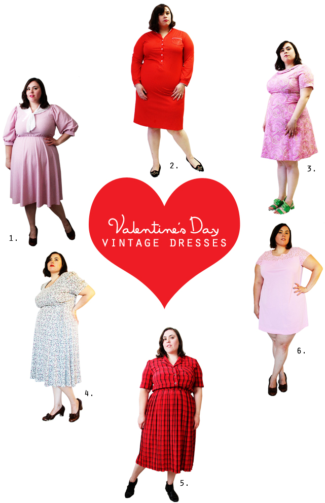 perfect vintage valentine's day outfits ideas